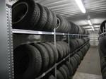 Reifenlagerung, Reifenregal, Reifentransport